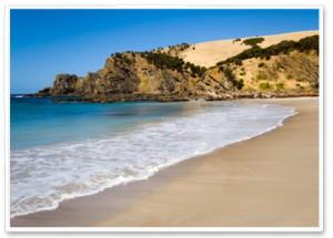 Kangaroo Island - Western River Cove Beach